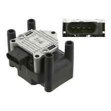 Ignition Coil Fits Volkswagen Beetle Bora 4motion Caddy Clasico Cross Febi 27132