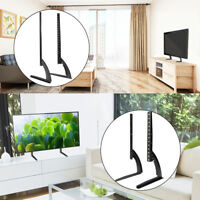 26-65'' Universal Table Top TV Support Legs for LED LCD Plasma Flat Screen