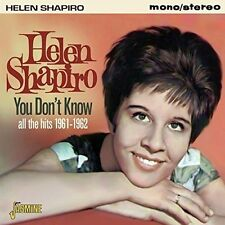 Helen Shapiro - You Don't Know: All the Hits 1961-62 [New CD] UK - Import