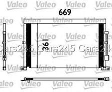 FORD Mondeo 2000-2001 AC Air Conditioning Condenser 1.8L-2.5L VALEO