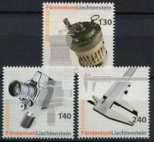 Liechtenstein 2006 SG#1425-7 Technical Innovations MNH Set #D2104