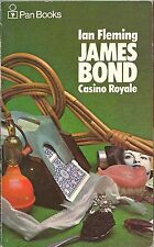 James Bond, Casino Royale, by Ian Fleming 33rd printing 1976