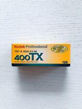 Kodak TRI-X 400  120 04//2019 Pellicola negativo bianco e nero scad