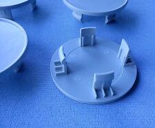 (CS65) 4x Nabenkappen Nabendeckel Felgendeckel 64,5 / 48,0 mm grau für Alufelgen