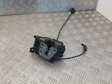 2008 RENAULT CLIO Mk3 Right Drivers O/S Front Door Lock Assembly