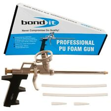 Bond It Heavy Duty Professional PU Expanding Foam Applicator Gun BDAG1