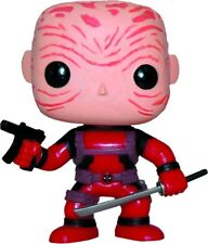 Deadpool Unmasked Pop! Vinyl Figure Funko # 29 Marvel Pop Wade Wilson 2013