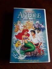 VHS Walt Disney Meisterwerke Arielle die Meerjungfrau