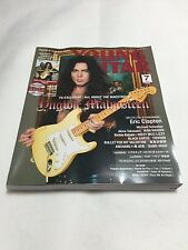 NEW YOUNG GUITAR Magazine 2016 JUL. Japan DVD Regioncode2 Yngwie Malmsteen