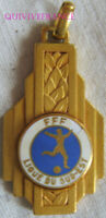 BG11472 - MEDAILLE FEDERATION FRANÇAISE FOOTBALL LIGUE DU SUD-EST Vermeil 1969
