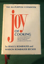 The Joy of Cooking by Marion Rombauer Becker and Irma S. Rombauer (1975,...