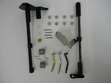 Holley QFT AED CCS Dominator 4500 QFX 4700 Throttle Shaft External Linkage Kit