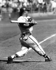 1959 Milwaukee Braves EDDIE MATHEWS Glossy 8x10 Photo Swing Print Poster