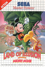 ## SEGA Master System - Land of Illusion / MS Spiel ##