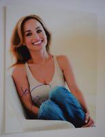 Giada De Laurentiis Signed Autographed 11x14 Photo Celebrity Chef COA VD