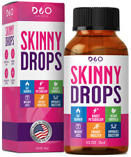 Skinny Drops - Weight Loss, Diet Supplement, Lose Appetite Program