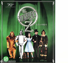 The Wizard of Oz - Judy Garland Toto & a witch - Blu Ray 70th Anniversary (NEW)