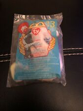 """2000 McDonald's Happy Meal Toy ~ TY """"Neon the Seahorse"""" Toy Animal #13 ~ NEW"""