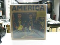 America LP Europa 2020 Limitierte Flaming Gold Coloured