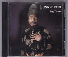 JUNIOR REID - BIG TIMER CD ALBUM © 2000 MADE IN CANADA TOP!