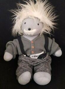 "Vintage North American Bear Company Albeart Albert Einstein V.I.B.'s 22"""
