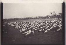 Lyon 1926 Fêtes de la Jeunesse Gymnastique Sport France Photo n15 Vintage