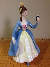 Royal Doulton Figurine Leading Lady Hn2269 1964 Fr. Shipping No Repairs