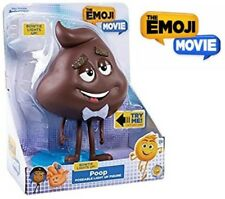 Just Play Emoji Movie Poop Daddy Articulated Figure Toys Gift for Kids Play Toy