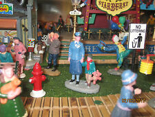 "TRAIN VILLAGE HOUSE CARNIVAL "" We'll FIND your MOMMY "" + DEPT 56/LEMAX info!"
