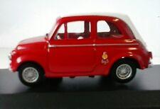 VITESSE1:43 AUTO DIE CAST FIAT ABARTH 695 SS 1964   ROSSA ART 042B