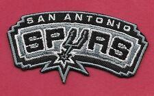 "New San Antonio Spurs '' 1 1/2 X 2 3/4 "" Iron on Patch Free Shipping"