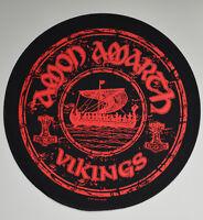 AMON AMARTH - Vikings Circular - Backpatch - 29 cm - 164594