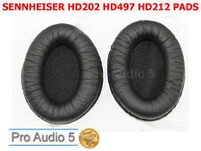 Sennheiser Replacement Ear Pads for HD202 HD497 HD212 (1 Pair) - UK Seller
