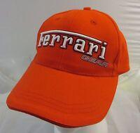 Ferrari gear  car cap hat adjustable