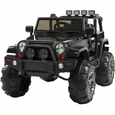 Best Choice Products 12V Ride On Car Truck Remote Control 3 Speed LED new
