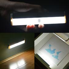 Battery Powered Indoor Outdoor Motion Sensor Light Stick-on Lights 8 LED