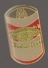 Pin's canette de bière Budweiser