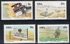 South-West Africa postfris 1984 MNH 558-561 - Oorlog Gebeurtenissen