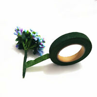 Stem Wrap Flower Floral Tape Green Brown Craft Florist Wedding Party Supplies