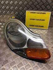 Porsche Boxster Driver Side Right Headlight - 99663105408 - 996.631.054.08