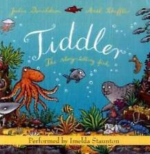 NEW SEALED  - TIDDLER  story CD ( Julia Donaldson ) Audio book