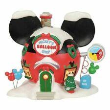 Dept 56 Disney Village New 2019 MICKEY'S BALLOON INFLATORS 6001316 Mickeys