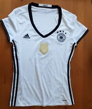 ADIDAS GERMANY WOMENS FOOTBALL SHIRT UK SIZE SMALL 8-10   BNWT