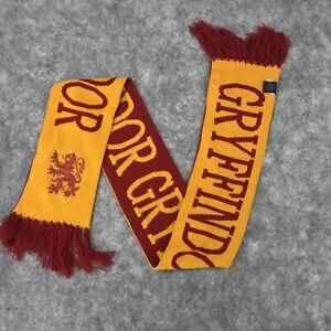 Harry Potter Gryffindor Scarf From Wizarding World At Universal Studios