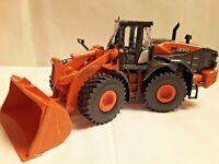 WSI - NZG - CONRAD - Hitachi ZW310 ZW-6 Series Wheel Loader 1:50 Truck Bulldozer