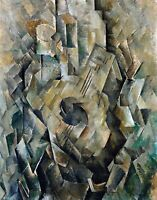 La guitare by French Georges Braque. Music Reproduction Prints. Choose Size