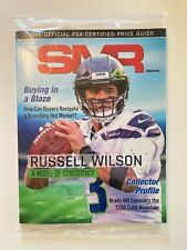 NEW SMR Sports Market Report PSA Guide Magazine Russell Wilson February 2021