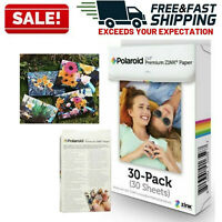 Photo Paper for Polaroid Snap Touch Instant Print Digital Camera 30 Sheets Film