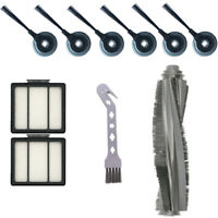 Filter Brushes Kit For Shark ION Robot S87 R85 RV850 Vacuum Cleaner Spare Parts