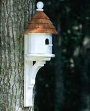 Lazy Hill Farm Designs Small Shingled Bird House 41429 No Bracket
